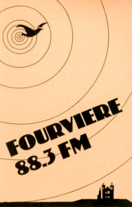 visuel Radio-Fourvière 88.3 FM