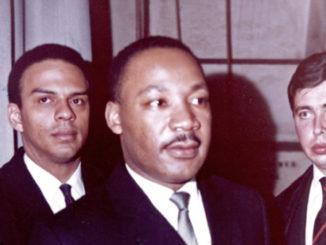 MLK à Lyon 29 mars 1966