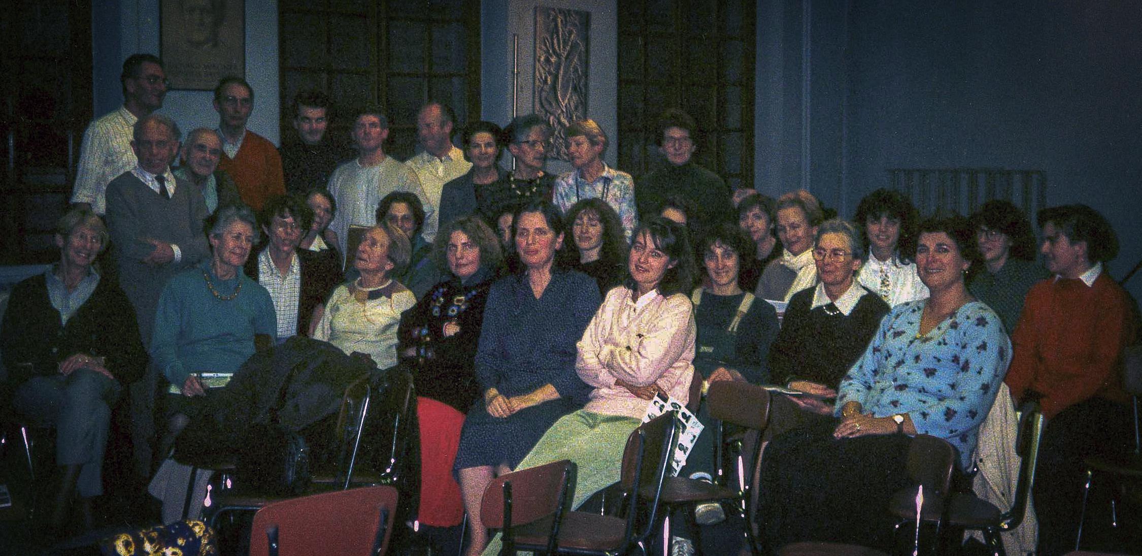 Atelier Negro spirituals, MACLY - 1991