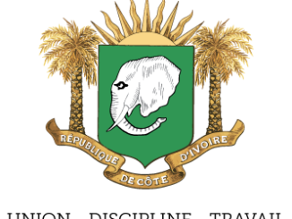 armoiries de la République de Côte d'Ivoire