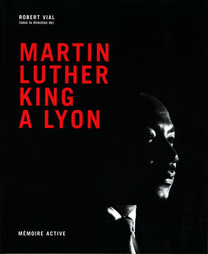 MLK à LYON - livre