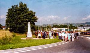 """50ème anniversaire bataille de Chasselay LTA-90XI - 033"""" """"1990_24_06 50ème anniversaire bataille de Chasselay"""