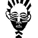 Logotype de l'association des Amis de Présence Africaine Lyon