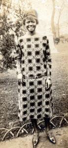 Jane Nardal 1925