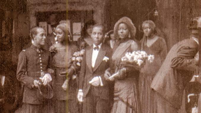 cousins ACHILLE et NARDAL - Clamart 1931
